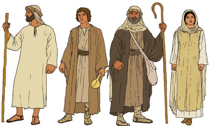 Biblical dress-1