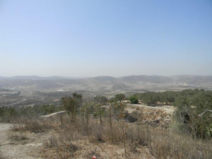 samaria ruins two