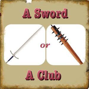 sword club