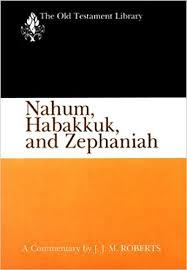 book nahum otl