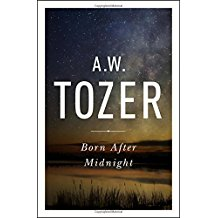 book born mid tozer