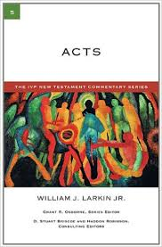 book acts ivp