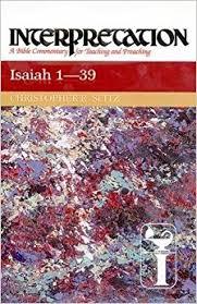 book Isa 1-19