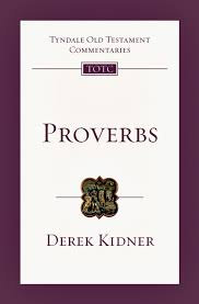 book proverbs totc
