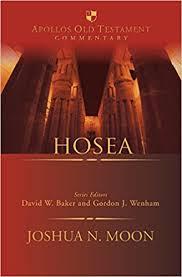 book hosea apo